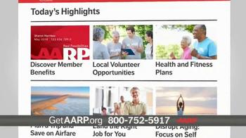 AARP TV Spot, 'How Do You Spell AARP?' - Thumbnail 5