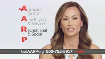 AARP TV Spot, 'How Do You Spell AARP?' - Thumbnail 9