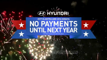 Hyundai 4th of July Sales Event TV Spot, 'Wait for It' [T2] - Thumbnail 4