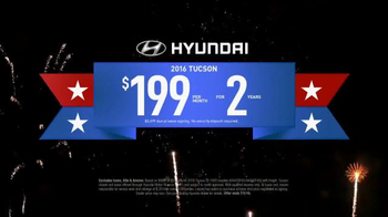 Hyundai 4th of July Sales Event TV Spot, 'Wait for It' [T2] - Thumbnail 5