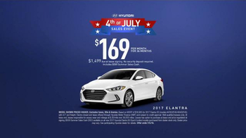 Hyundai 4th of July Sales Event TV Spot, 'Wait for It' [T2] - Thumbnail 9