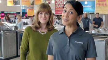 h.h. gregg 4th of July Sale TV Spot, 'FOBO: Hannah & Jade' - 441 commercial airings