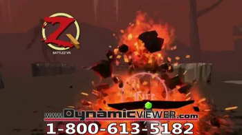 Dynamic Virtual Viewer TV Spot, 'The Future' - Thumbnail 6