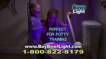 Bowl Light TV Spot, 'Gentle Night Light' - Thumbnail 4