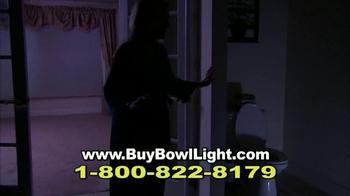 Bowl Light TV Spot, 'Gentle Night Light' - Thumbnail 5