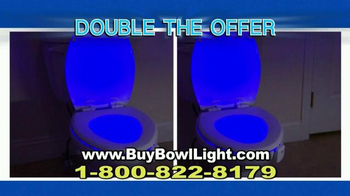Bowl Light Tv Commercial Gentle Night Light Ispot Tv