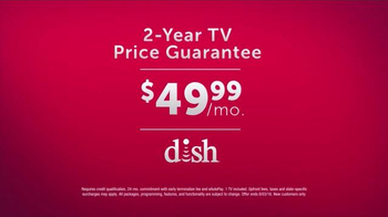 Dish Network 2-Year TV Price Guarantee TV Spot, 'The Pants in the Family' - Thumbnail 9