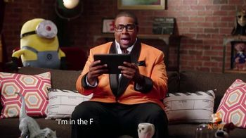 FandangoNOW TV Spot, 'Witness Protection' Featuring Kenan Thompson - 77 commercial airings