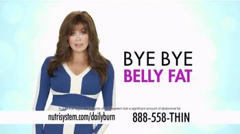 Nutrisystem Turbo10 TV Spot, 'Daily Burn' Featuring Marie Osmond - Thumbnail 4