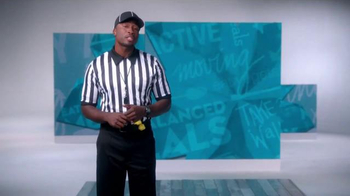 The More You Know TV Spot, 'Healthy Goals' Featuring Akbar Gbaja-Biamila - 4 commercial airings
