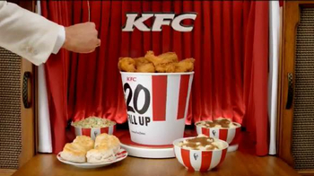 KFC $20 Fill Ups TV Spot, 'Doble empanizado' [Spanish] - Thumbnail 9
