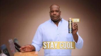 Gold Bond Powder Spray TV Spot, 'Men From the Boys' Feat. Shaquille O'Neal - Thumbnail 6