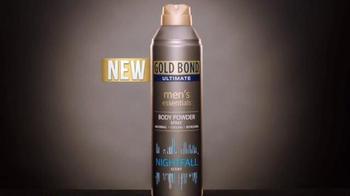 Gold Bond Powder Spray TV Spot, 'Men From the Boys' Feat. Shaquille O'Neal - Thumbnail 3