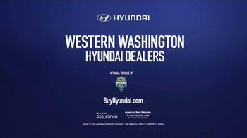 Hyundai Pay-cation Sales Event TV Spot, 'Tuscon & Santa Fe Sport' - Thumbnail 9