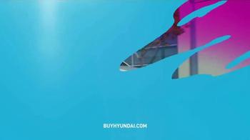 Hyundai Pay-cation Sales Event TV Spot, 'Tuscon & Santa Fe Sport' - Thumbnail 4
