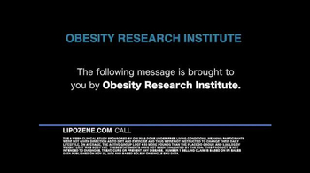 Lipozene TV Spot, 'Losing Weight'