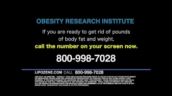 Lipozene TV Spot, 'Losing Weight' - Thumbnail 10