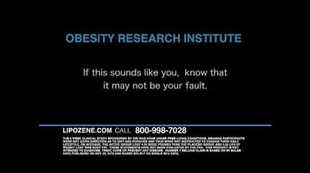 Lipozene TV Spot, 'Losing Weight' - Thumbnail 3