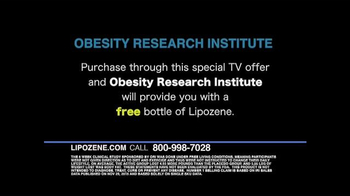Lipozene TV Spot, 'Losing Weight' - Thumbnail 4