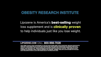 Lipozene TV Spot, 'Losing Weight' - Thumbnail 5