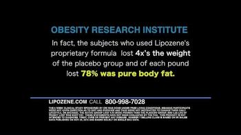 Lipozene TV Spot, 'Losing Weight' - Thumbnail 7