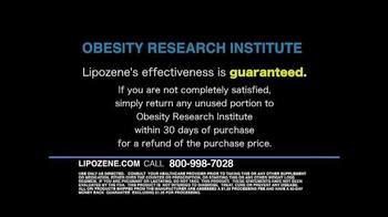 Lipozene TV Spot, 'Losing Weight' - Thumbnail 9