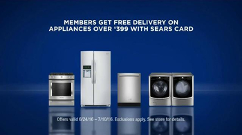 Sears 4th of July Appliance Event TV Spot, 'Cavernous' - Thumbnail 7