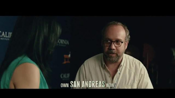 San Andreas Home Entertainment TV Spot - Thumbnail 1