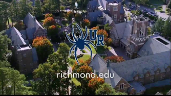 University of Richmond TV Spot, 'Within a Dynamic Capital City' - Thumbnail 7