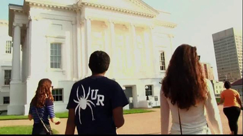 University of Richmond TV Spot, 'Within a Dynamic Capital City' - Thumbnail 4