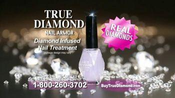 True Diamond Nail Armor TV Spot, 'Luxury Manicure' Feat. Johanna Sambucini - 2 commercial airings