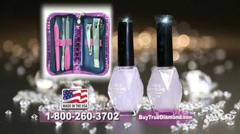 True Diamond Nail Armor TV Spot, 'Luxury Manicure' Feat. Johanna Sambucini - Thumbnail 9