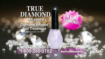 True Diamond Nail Armor TV Spot, 'Luxury Manicure' Feat. Johanna Sambucini - 2 commercial airings