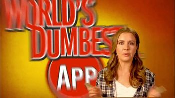 truTV World's Dumbest App TV Spot, 'Experience Dumb' - Thumbnail 9