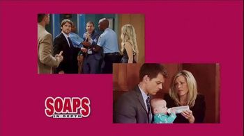 ABC Soaps In Depth TV Spot, 'General Hospital Shockers' - 2 commercial airings