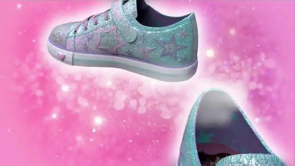 f9441adb00f7f SKECHERS Twinkle Wishes TV Commercial, 'Magical Musical Shoes' - iSpot.tv