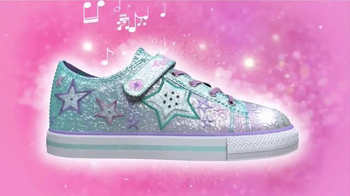SKECHERS Twinkle Wishes TV Spot, 'Magical Musical Shoes' - Thumbnail 6