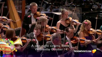 Fathom Events TV Spot, 'BBC Last Night of the Proms'