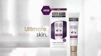 Gold Bond Dark Spot Minimizing Body Cream TV Spot, 'One Day' - Thumbnail 6
