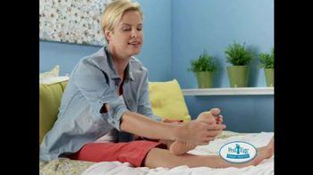 PedEgg Magic Slippers TV Spot, 'Peel Away'