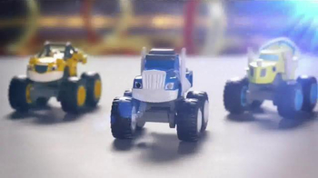 Blaze and the Monster Machines Monster Dome Playset TV Spot, 'Rebuild' - Thumbnail 3