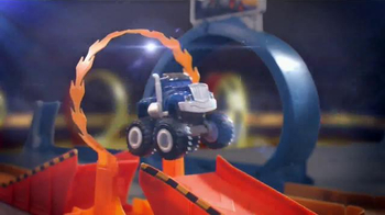 Blaze and the Monster Machines Monster Dome Playset TV Spot, 'Rebuild' - Thumbnail 4
