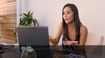 Time Warner Cable Internet TV Spot, \'Como\' con Carmen Villalobos [Spanish]