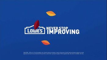 Lowe's TV Spot, 'How to Save Energy' - Thumbnail 5