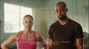 Aflac One Day Pay TV Spot, 'Xtreme Results With One Day Pay' - Thumbnail 6