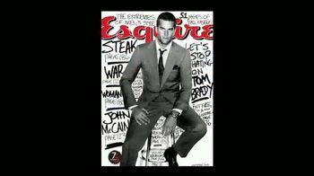 Esquire Magazine TV Spot, 'The 1000th Issue'