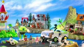 Playmobil Super 4 TV Spot, 'Playtime Adventures' - Thumbnail 8
