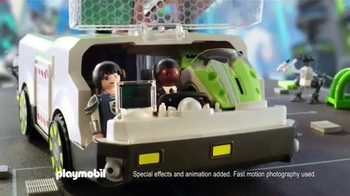 Playmobil Super 4 TV Spot, 'Playtime Adventures' - Thumbnail 3