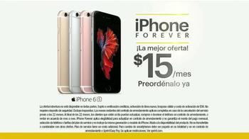 Sprint iPhone Forever TV Spot, 'Ya no tienes que mentir' [Spanish] - Thumbnail 7