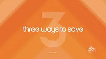 Ashley Furniture Homestore 3 Day Sale TV Spot, 'Three Ways to Save' - Thumbnail 2